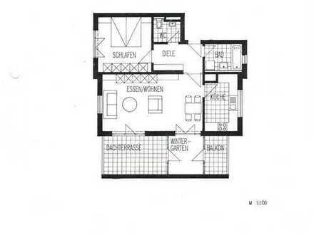 Schöne, geräumige zwei Zimmer Wohnung in Vaihingen an der Enz