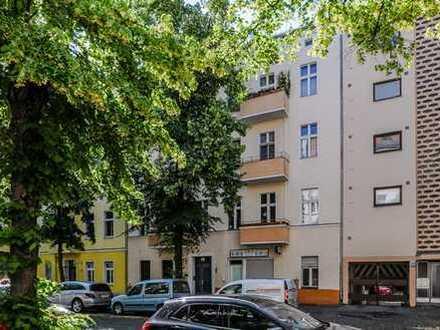 Mehrfamilienhaus mit POTENTIAL in ruhiger Seitenstraße