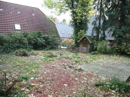 Bauplatz Baugrundstück Traumlage voll erschlossen Burgdamm Lesum