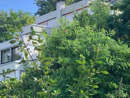 Diese Aussicht können Sie kaufen... Penthouse mit atemberaubenden Fernblick und eigenem Garten