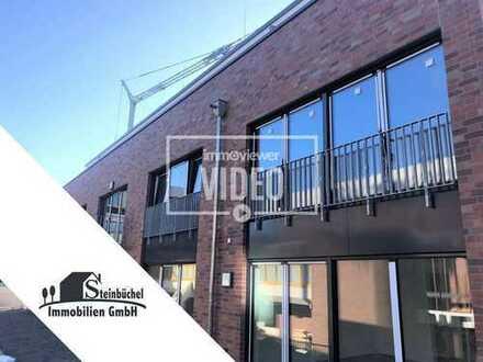 Erstbezug! Wunderschönes Neubau-Appartment mit Balkon und Tiefgaragenstellplatz!