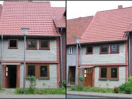 Kleines renovierungsbedürftiges Fachwerkhaus in Zentrumsnähe von Gieboldehausen