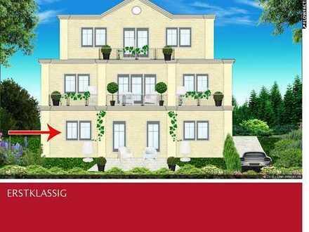 Erdgeschosswohnung/Neubau in Top-Lage von Borken