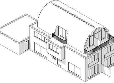 Moderne Doppelhaushälften in Bestlage des Blumenviertels