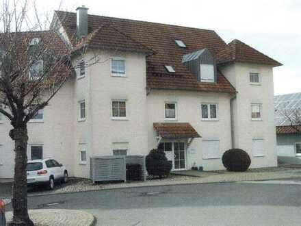 4-Zimmer-Wohnung mit Garage, Galerie und Balkon in ruhiger Wohnlage