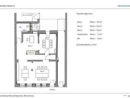 Attraktive Büro- und Wohnflächen im Szeneviertel Mannheims!