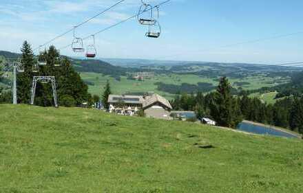 Durchstarten mit neuem Konzept! Berggasthof mit Gästezimmern in atemberaubender Aussichts-und Allein