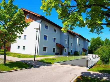 Sonnige 3 Zimmer Wohnung Südwest-Balkon mit Bergblick in Traunstein Haslach