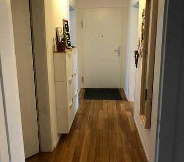 Sanierte 3-Zimmer-Erdgeschosswohnung mit Balkon und Einbauküche in Mühlacker