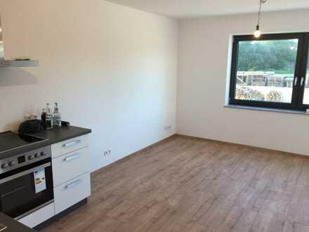 Freundliche 2-Zimmer-Neubau-Wohnung KFW 55 in Burgrieden