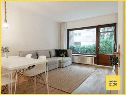 Hochwertig möblierte 3-Zimmerwohnung mit Terrasse und Garagenplatz in Hohenfelde (WLAN inkl.)