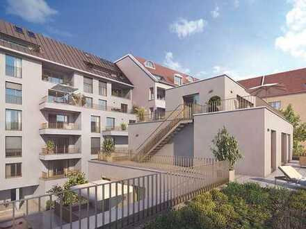 Charmant wohnen, urban leben: City-Apartment in München- Schwabing