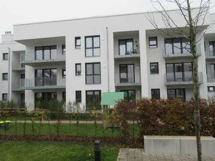 Perfekt geschnittene 2-Zimmer-Wohnung (Neubau, Erstbezug) in München-Aubing