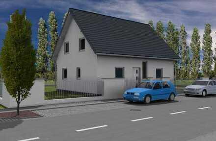 Einfamilienhaus in Massivbauweise -Aktion: Terasse geschenkt-