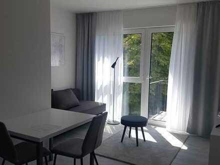 vollmöblierte Wohnung in Adlershof