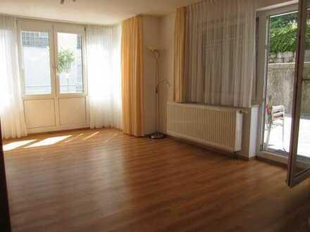 1-Zimmerapartment für Wochenendheimfahrer in der Innenstadt von Schramberg-Tal