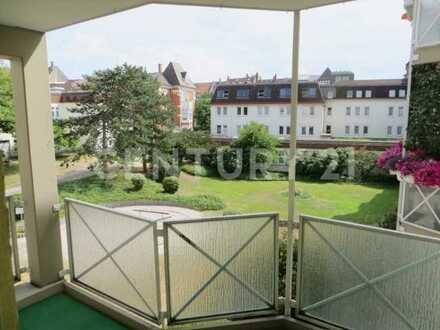 **Wohnen in Karlsruhe**Ideale Wohnung für Singles**