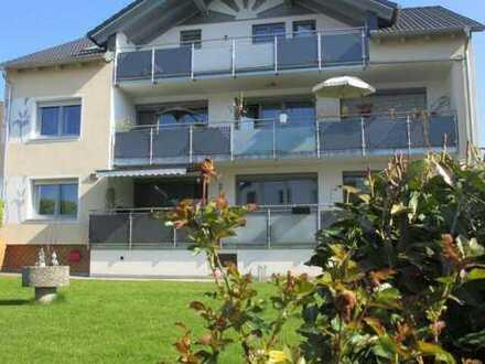 Gepflegte 4-Zimmer-Wohnung mit Balkon in Röttenbach
