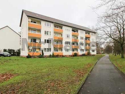 Direkte Lage am See! 2-Zimmer-Wohnung mit Balkon in der VW-Stadt Wolfsburg