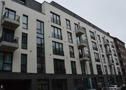 Attraktive 3-Zimmer-Neubauwohnung mit 2 Balkonen im Komponistenviertel / Barmbek-Süd zu vermieten