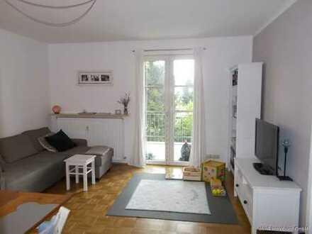 elvirA! Untergiesing, schöne und helle 3-Zimmer Wohnung mit Balkon