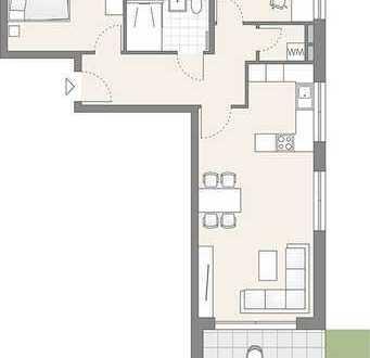 *NEU* Traumhafte 3-Zimmer Erdgeschoss-Wohnung mit Garten (101)