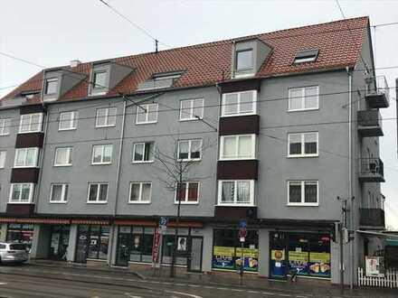 3 ZKB in der Nähe vom Bahnhof Hochzoll für Kapitalanleger oder zum Selbstbezug