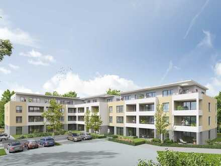 Helle, moderne Dreizimmer-Penthousewohnung in Speyer-Süd, Erstbezug (Genossenschaft)