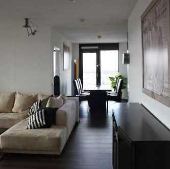 Exklusives Luxus-Apartment über den Dächern Hannovers