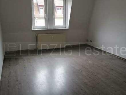 *Böhlitz-Ehrenberg*3RWG für WGs*schöner Laminatboden*Dachgeschoss*