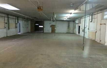 Produktions-oder Lagerhalle mit Büroräumen ( auch teilbar ) in Haltern am See-Stadt