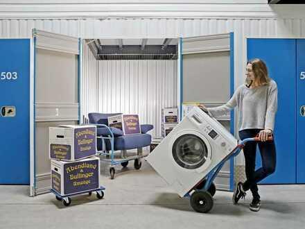 LAGERRAUM - Boxen, Selfstorage, Container - modern, sauber und ebenerdig