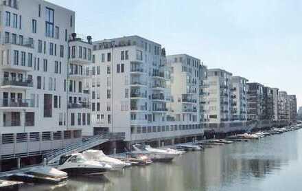 River Penthouse in Frankfurt am Main Westhafen