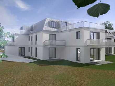 Feldmoching Traumhafte 4 Zimmer Wohnung auf 2 Ebenen mit Terrasse und Garten