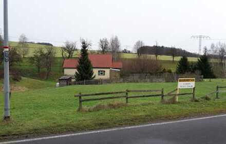 Baugrundstück in idyllischer Lage in 09306 Königsfeld / Sachsen