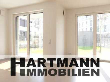 Exklusive 3-Zimmer-Gartenwohnung im Riedberg Westflügel!