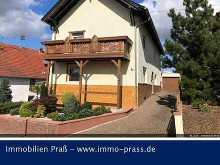 Top-Gelegenheit! Sehr gepflegtes Einfamilienhaus mit großem Grundstück in Lauschied zu verkaufen.