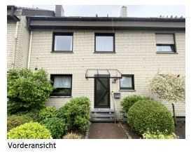 Gepflegtes 5-Zimmer-Reihenhaus mit EBK und Garage in Rheine