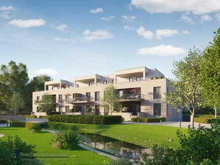 Grüngut - Exclusiver Neubau am Loemühlenbach!