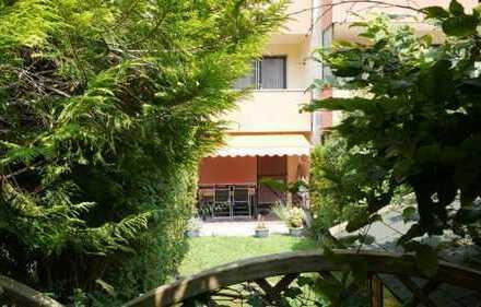 CASACONCEPT Vermietete sonnige und ruhige 2,5-Zimmer-Maisonette-Gartenwohnung in Germering