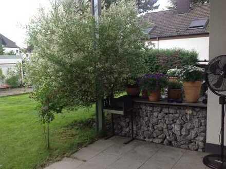 RESERVIERT! Erdgeschoss-Wohnung mit Terrasse und Gartenanteil