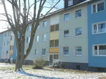 Hier will ich wohnen! 3-Raumwohnung mit Balkon