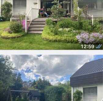 Traumhafte Dachgeschoss Wohnung mitten im Grünen