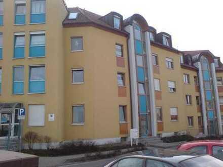 Dachgeschosswohnung mit Balkon und Garage in Wittichenau