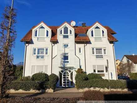 Helle großzügige Wohnung - zentral gelegen - ideal für max. 3 Pers.