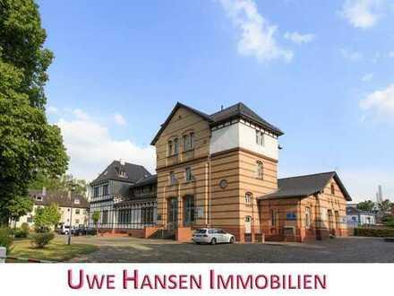 * Kapitalanlage * Denkmal * Der historische Bahnhof Mettmann! *