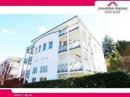 Hochwertig-möblierte Etagenwohnung auf der Sonnenseite Baden-Badens
