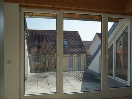 *** wunderschöne Dachgeschosswohnung in einem kleinen Mehrfamilienhaus in ruhiger Lage ***