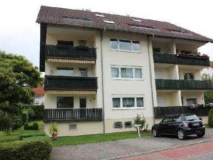 Eigentumswohnung mit Balkon und Stellplatz in Erbach