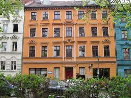 2-Zimmer-DG-Wohnung mit Balkon in Altberesinchen Frankfurt (Oder)